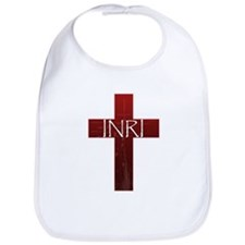 INRI Cross Bib