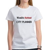 World's Hottest City Planner Tee