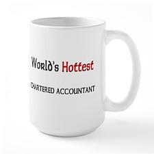 World's Hottest Chartered Accountant Mug