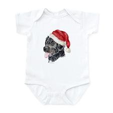 Christmas Stabyhoun Infant Bodysuit