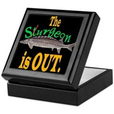 The Surgeon is IN or OUT. Keepsake Box