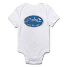 Avalon ... Cooler by a mile Infant Bodysuit