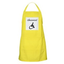Wheelchair BBQ Apron