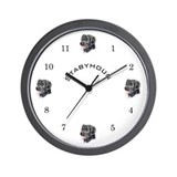Stabyhoun Wall Clock