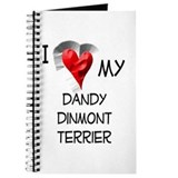 Dandy Dinmont Terrier Journal