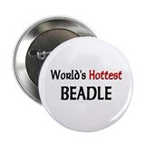 "World's Hottest Beadle 2.25"" Button (10 pack)"