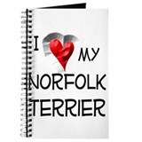 Norfolk Terrier Journal