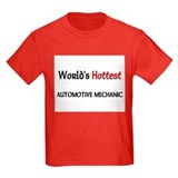 World's Hottest Automotive Mechanic T