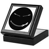 Bondage Smiley Keepsake Box