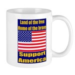 Land of the free home of the Mug