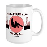 Oilfield Gal Mug
