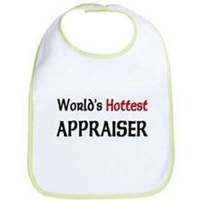 World's Hottest Appraiser Bib