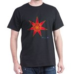 7-Pointed Crop Circle T-Shirt
