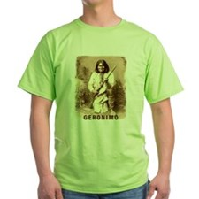 Geronimo Native American Apache T-Shirt