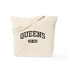 Queens Est 1683 Tote Bag