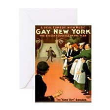 Gay New York Greeting Card