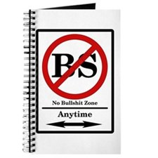 No BS Anytime Journal