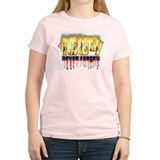 1984 - Never Forget Women's Pink T-Shirt
