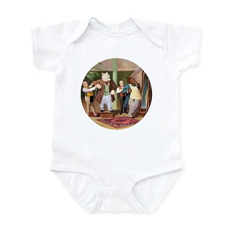 ROOSEVELT BEARS DRESS FOR SUCCESS Infant Bodysuit