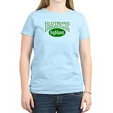 Dance Highland Green T-Shirt