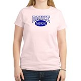 Dance Highland Navy T-Shirt