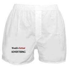 World's Hottest Advertising Boxer Shorts