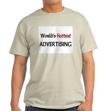 World's Hottest Advertising Light T-Shirt