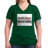 World's Hottest Advertising Shirt