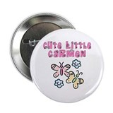 "Cute Little Carmen 2.25"" Button"