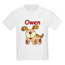 Owen Puppy Dog T-Shirt