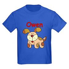 Owen Puppy Dog T