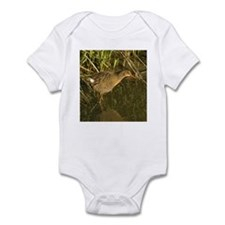 Clapper rail camo - Infant Bodysuit