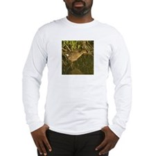 Clapper rail camo - Long Sleeve T-Shirt