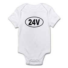 24V Infant Bodysuit