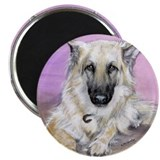 "GERMAN SHEPHERD DOG 2.25"" Magnet (10 pack)"
