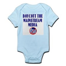 Boycott the Mainstream Media Infant Creeper