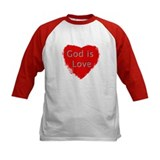 God is Love Tee