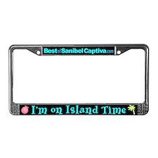 BOSC - License Plate Frame