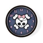 Molly Roger Wall Clock