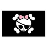 Molly Bow VII Rectangle Decal