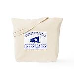 Everyone Loves a Cheerleader Tote Bag