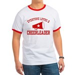 Everyone Loves a Cheerleader Ringer T
