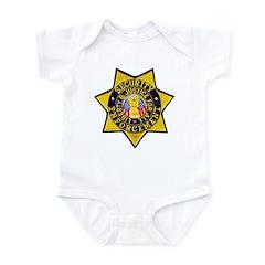 Security Enforcement Infant Bodysuit
