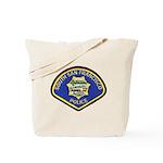 South S.F. Police Tote Bag