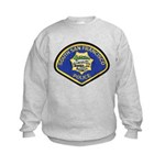 South S.F. Police Kids Sweatshirt