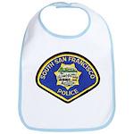 South S.F. Police Bib