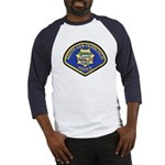 South S.F. Police Baseball Jersey