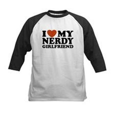 I Love My Nerdy Girlfriend Tee
