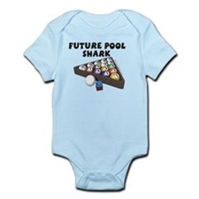 Future Pool Shark I Infant Bodysuit