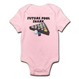 Future Pool Shark I Onesie